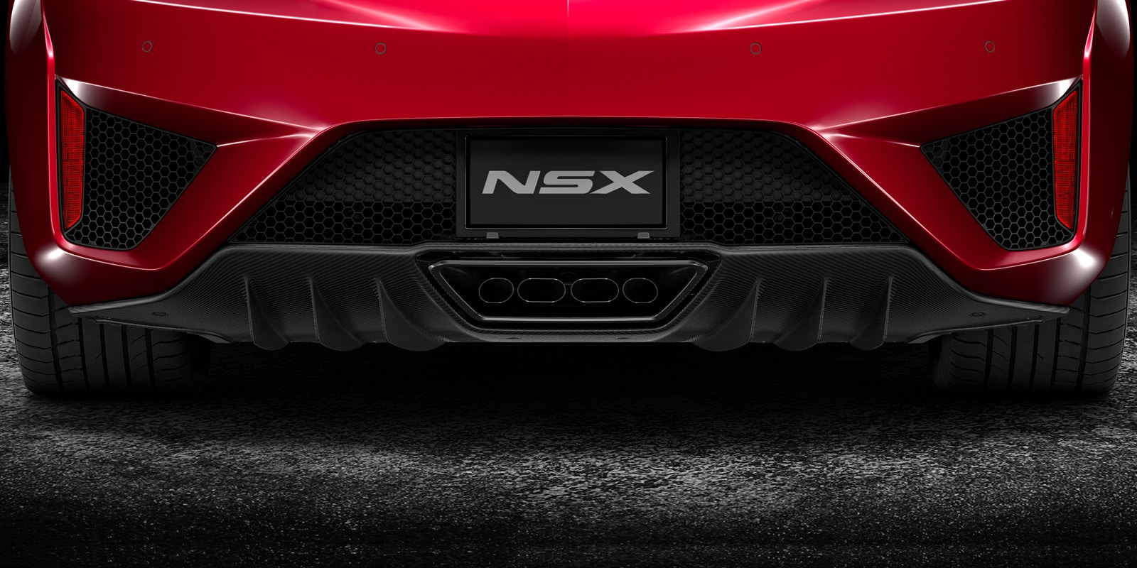 2017 Acura NSX - Sport Package